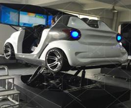 模拟驾驶室装置