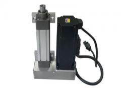 伺服电动缸组装(伺服电动缸运行原理及需要了解的参数)