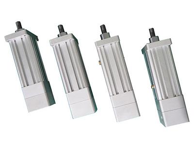 电动缸如何被设计成直线式运行呢?广州电动缸厂家告诉你