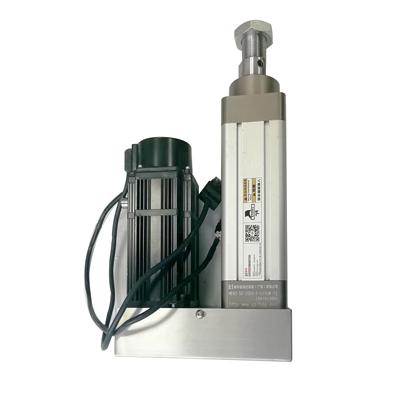 伺服电动缸替换气缸的优势是什么呢?